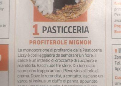 Profiterole Mignon Milano